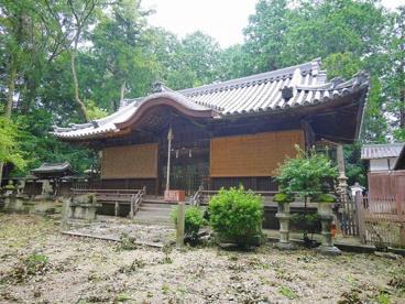 和爾下神社(わにしたじんじゃ)の画像1