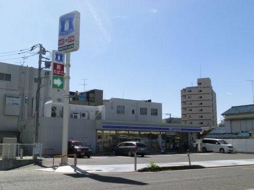 ローソン横須賀久里浜四丁目の画像