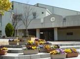 神戸市立須磨北中学校。