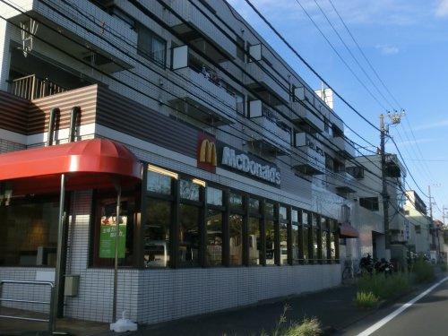 マクドナルド横須賀武店の画像