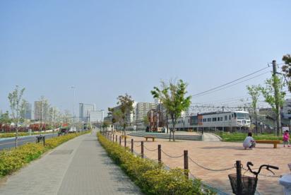 新川崎ふれあい公園の画像1