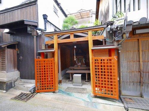 八王子四之室神社(はちおうじよのむろじんじゃ)の画像