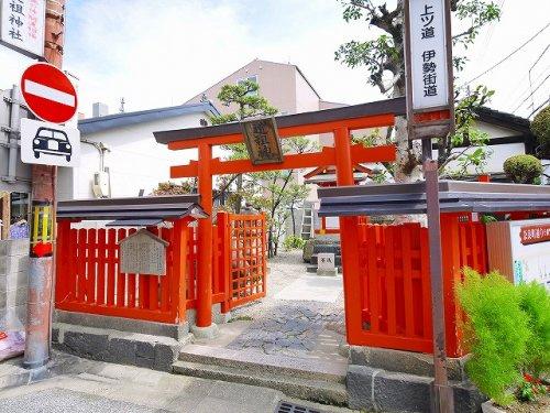 猿田彦神社(道祖神)の画像