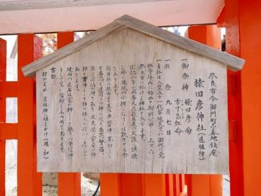 猿田彦神社(道祖神)の画像2