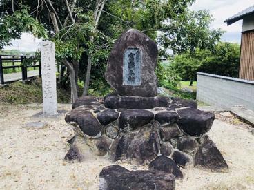 宿院の宮跡之碑の画像1
