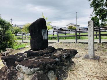 宿院の宮跡之碑の画像2
