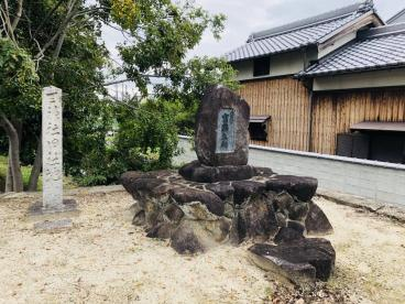 宿院の宮跡之碑の画像3