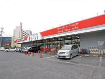 ドラッグストアセキ 東越谷店