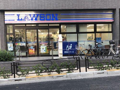 ローソン 文京 サッカー通り店