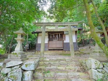 歯定神社(はじょうじんじゃ)の画像1