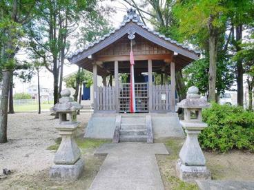 笠神社(かさじんじゃ)の画像1
