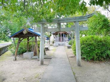 笠神社(かさじんじゃ)の画像2