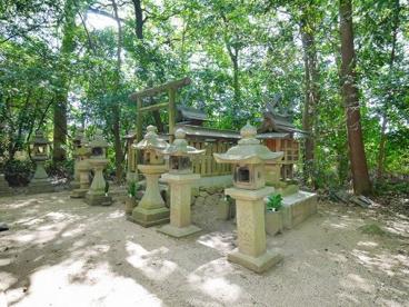 三十八神社(みそやじんじゃ)の画像1