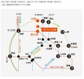 JR東日本 大塚駅の画像1