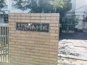 文京区立駒本小学校の画像1