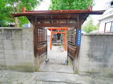 白山神社(元興寺町)の画像2