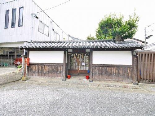 いさがわ神社(西新屋町)の画像