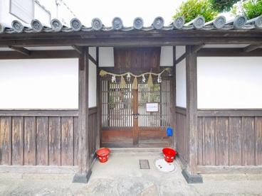 いさがわ神社(西新屋町)の画像4