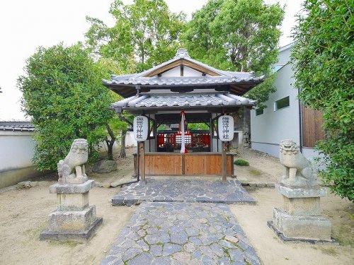 鎮宅霊符神社の画像