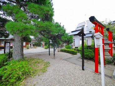 出世稲荷神社(御霊神社内)の画像2