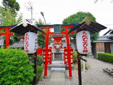 出世稲荷神社(御霊神社内)の画像3
