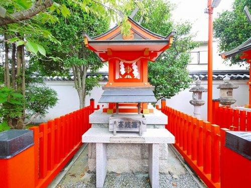 祓戸社(御霊神社内)の画像