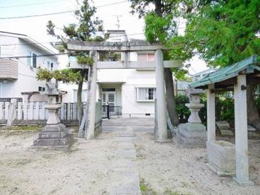 八幡神社(横田町)の画像1