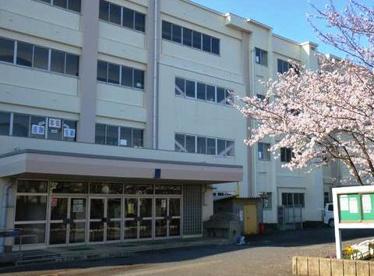 茅ヶ崎市立西浜中学校の画像1