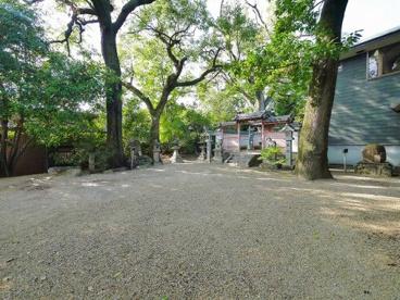 八幡神社(櫟本)の画像4