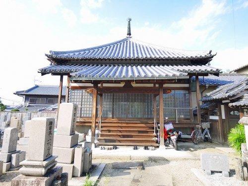 覚王寺(櫟本)の画像