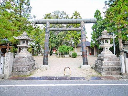 楢神社の画像