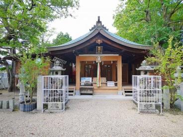 楢神社の画像2