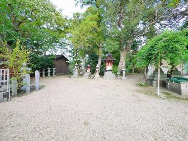 楢神社の画像3