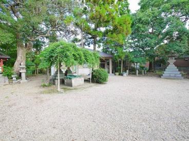 楢神社の画像4