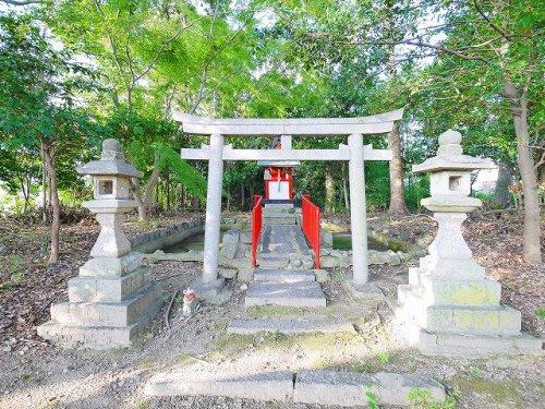 厳島神社(楢町)の画像