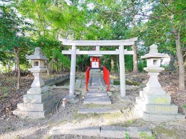厳島神社(楢町)の画像1
