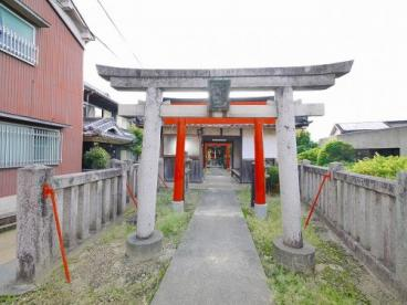 稲荷神社(蔵之庄町)の画像2