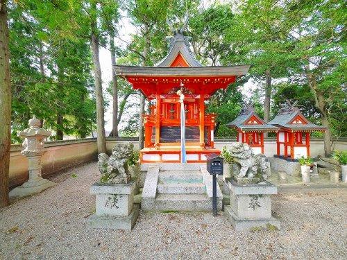 八王子神社(蔵之庄町)の画像