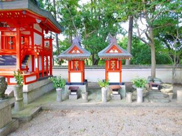 八王子神社(蔵之庄町)の画像5