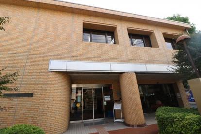 文京区立目白台図書館の画像1