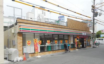 セブンイレブン 大阪大手橋前店 の画像1