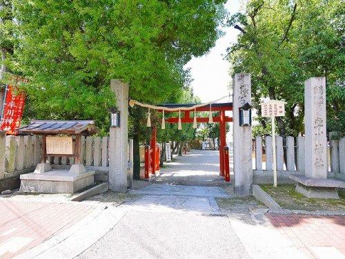 率川神社(いさがわ)の画像
