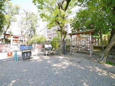 率川神社 春日社の画像5
