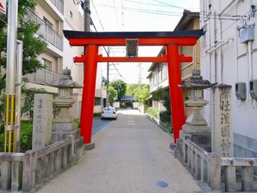 源九郎稲荷神社(漢國神社内)の画像3