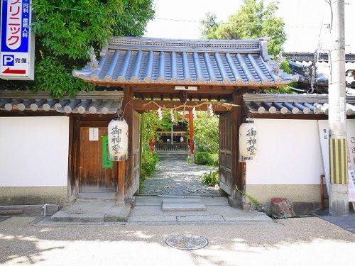 漢國神社 神楽殿の画像