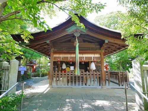 漢國神社の画像
