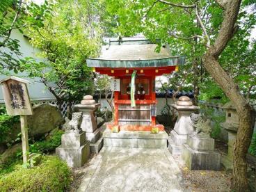 林神社(漢國神社内)の画像1