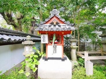 葵神社(漢國神社内)の画像1