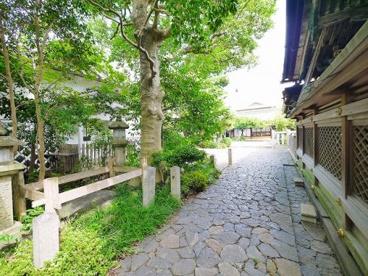 葵神社(漢國神社内)の画像4
