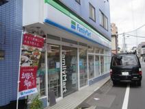ファミリーマート亀山西新井本町店